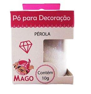 Pó p/ Decoração Mago Pérola 10 g
