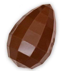 Forma de Acetato Ovo Diamantado 150gr