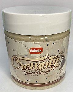 Recheio Cremeo Cremuty Cookies n´Cream 560g Dabella