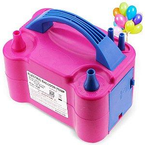 Compressor para 2 balão 110V