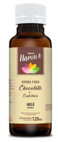 AROMA PARA CHOCOLATE E CONFEITARIA SABOR AVELÃ 120ML