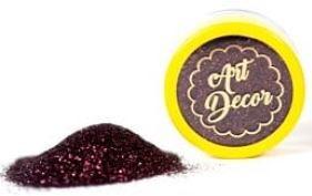 Glitter Art Decor Marsala 5g