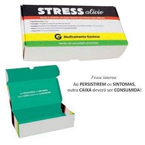 CAIXA PRACTICE STRESS ALIVIO (8 DOCES) pct c/10