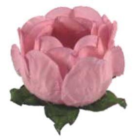 Forminha Princesa Rosa Seco I c/30 un Decora Doces