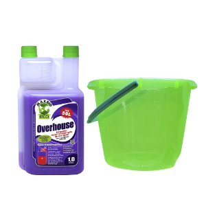 Kit Overhouse ECO Limpador Multiuso e Balde