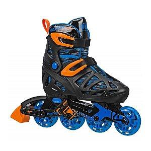 Patins Inline Infantil Tracer Boy Roller Derby