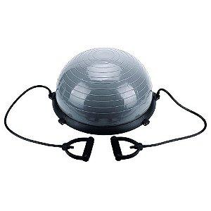 Bosu Ball com bomba e extensor