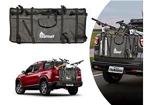 Transbike Caminhonete Protetor Bike Truckpad