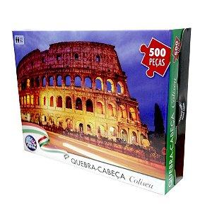 Quebra-Cabeça 500 peças - Coliseu