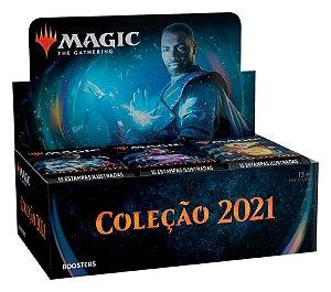 Magic The Gathering - Coleção Básica M21 Box Draft Booster