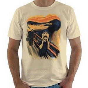Camiseta O Grito de Madruga - Redbug
