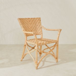 Cadeira Ratan C/Braço Cecília