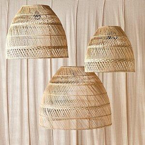 Luminária Ratan Zig
