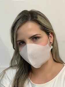 Mascara TNT duplo, Bico de Pato