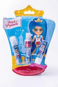 Kit Infantil Magia de Princesa INTELIGENTE