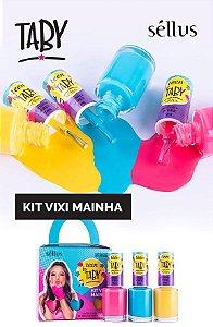Esmalte Taby - Kit Vixi Mainha