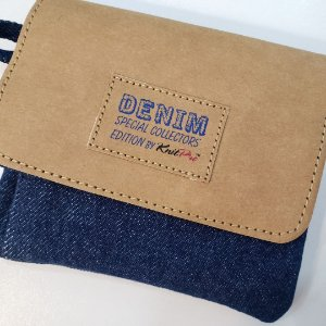 ESTOJO DENIM SPECIAL COLLECTORS EDITION - EXTRA CURTAS | KNIT PRO