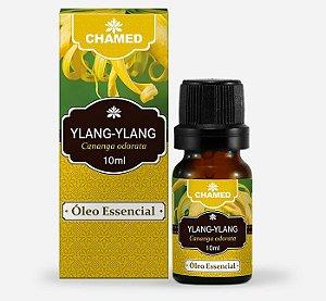 Óleo Essencial de Ylang-Ylang 10ml - Chamed