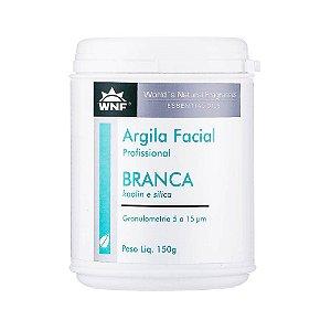 Argila Facial Profissional Branca 150g – WNF