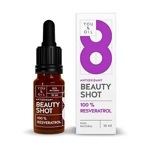Sérum Facial Antioxidante Resveratrol Beauty Shot 10ml – You & Oil