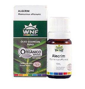 Óleo Essencial Orgânico de Alecrim 10ml – WNF