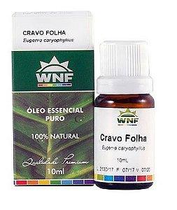Óleo Essencial de Cravo Folha 10ml – WNF