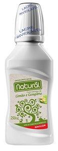 Enxaguante Bucal Natural com ingredientes orgânicos e naturais 250mL - Orgânico Natural