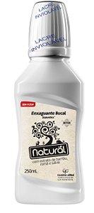 Enxaguante bucal Detox com extratos de Bambu, Romã e Sálvia 250mL - Orgânico Natural