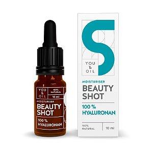 Sérum Facial Hidratante com Ácido Hialurônico Beauty Shot 10ml – You & Oil