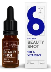 Sérum Facial Vitamínico Beauty Shot 10ml - You & Oil