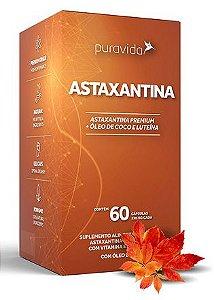 Astaxantina 60 Cápsulas- Puravida