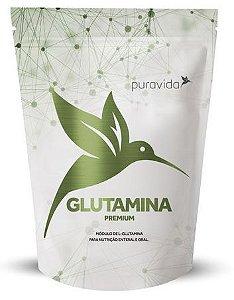 Glutamina Premium 300g - Puravida