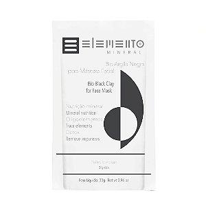 Bio Argila Negra 30g - Elemento Mineral