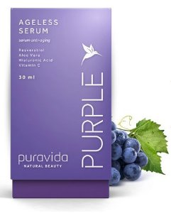 Purple Ageless Serum 30ml - Puravida