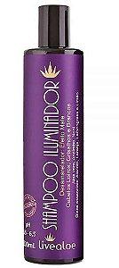 Shampoo Iluminador 300ml - Livealoe