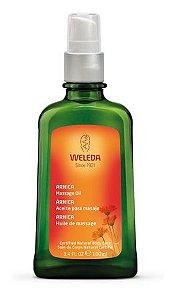 Óleo Corporal para Massagem Natural de Arnica 100ml – Weleda