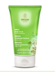 Esfoliante Corporal Natural de Bétula 150ml - Weleda