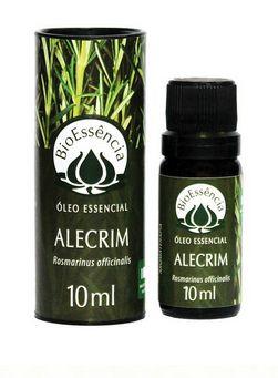 Óleo Essencial de Alecrim 10ml - Bioessência
