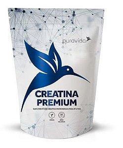 Creatina Premium 300g - Puravida