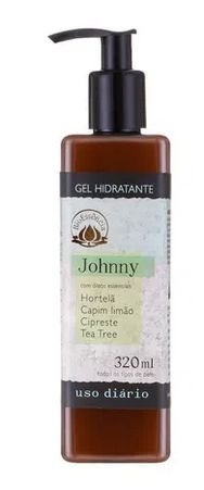 Gel Sérum Hidratante  Johnny 320ml – BioEssência