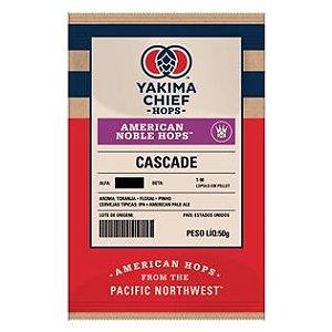 Lúpulo Cascade American Noble Hops™ em pellet 50g