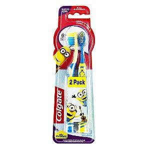 Escova Dental Smiles Minions