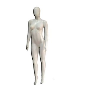 Branco - Manequim feminino fitness (soraia)