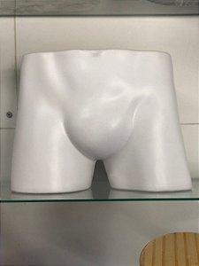 Branco - Bermuda Curta masculina