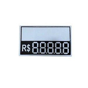Etiqueta Preço - 50 Uni