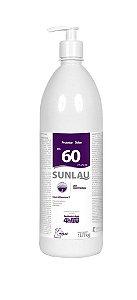PROTETOR SOLAR FATOR 60 (1 KG) - HENLAU