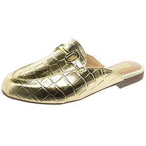 Mule 361.007 Cor Croco Ouro