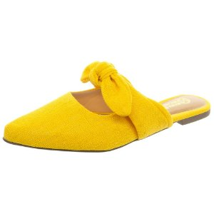 Mule 348.722 Cor Gaudi Amarelo