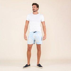 Shorts Masculino Praia Estampado Palmeira