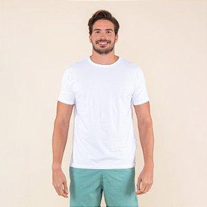 Camiseta Masculina Básica Careca